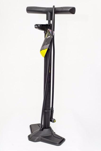 LIOOBO Bomba de Piso para Bicicleta Golden Bomba de neum/ático para Bicicleta Bomba de Aire port/átil para Bicicleta Bucycle